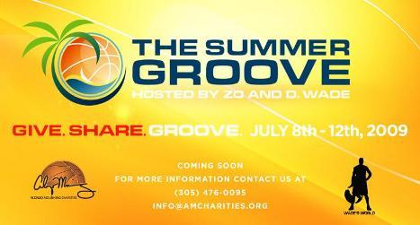 Zo's Summer Groove 2009