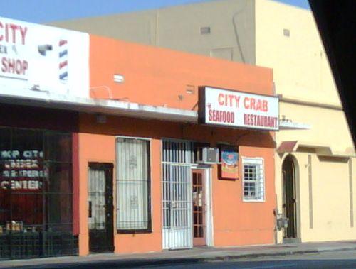 City Crab Seafood Restaurant