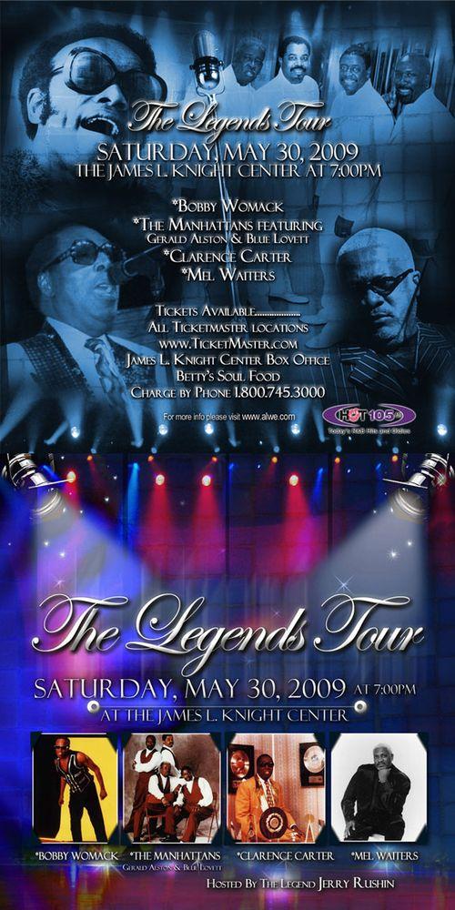 Legendstour