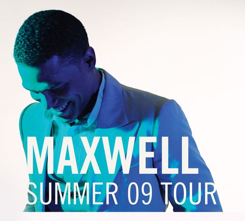 Maxwell Tour Dates
