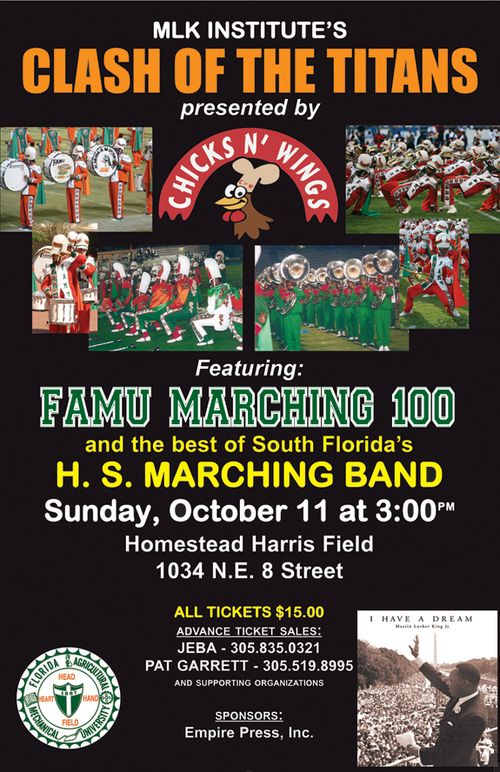 FAMU Battle of the Bands
