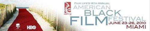 American Black Film Festival 2010