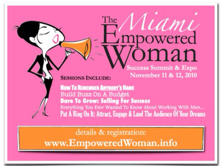 The Empowered Woman's Success Summit & Expo