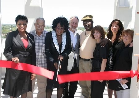 2- Shuler Manor ribbon cutting