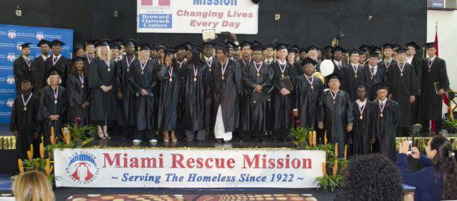 Miami Rescue Mission-Broward Outreach Center 2013