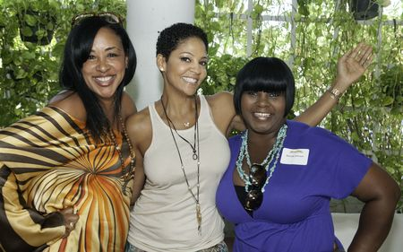 Nadine Valme, Tracy Wilson Mourning, Rhonda Johnson