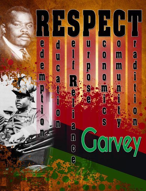RESPECT Garvey