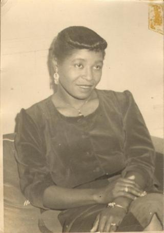 Mary Woodard