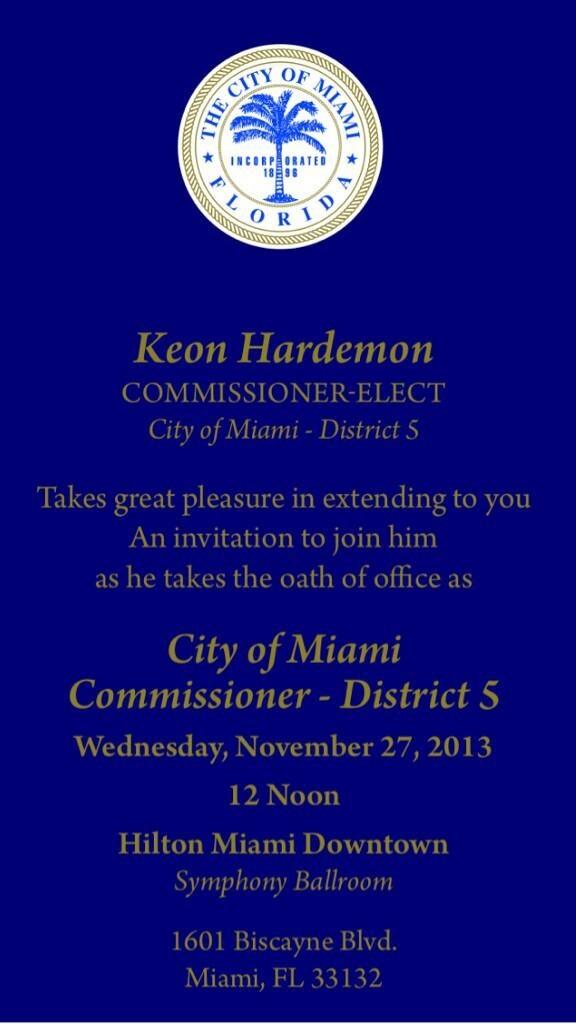 Hardemon invite