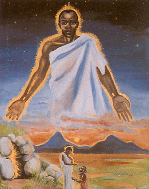 African Jesus Resurrection