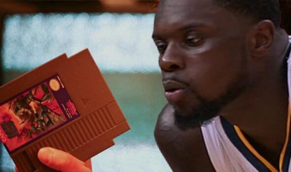 Lance and game cartridge