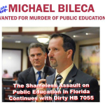 CALL TO ACTION! - The Shameless Assault on Public Education in Florida Continues with Dirty HB 7055