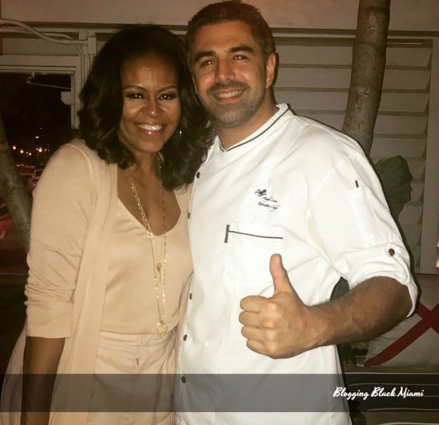 Michelle obama and chef angel leon-2