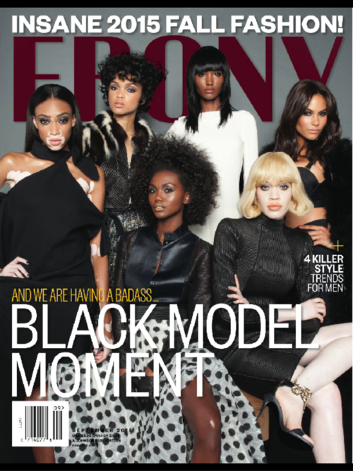Ebony Magazine September 2015