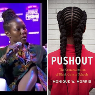 Monique Morris PUSHOUT