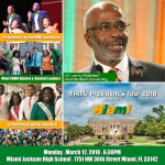 FAMU President's Student Recruitment Tour Stops in Miami, Monday March 12