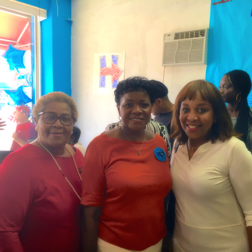 DNC-Hillary for Florida Office Opening in Little Haiti