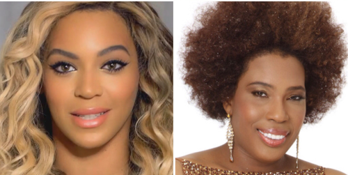 Beyonce and macy gray