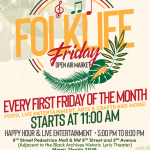 Overtown's FolkLife Friday Open Air Market Celebrates the Soul of South Florida