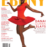 EBONY Magazine June Black Music Issue featuring Danai Gurira