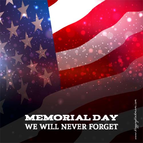 Memorial day bbm