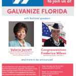 United State of Women is coming to Miami June 9 & 10 to Galvanize Florida