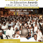 South Dade Alphas and Miami Alliance of Black School Educators honor South Florida's Amazing Educators on Friday June 8