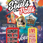 Souls to the Polls Sunday! Last Day to Vote Early!