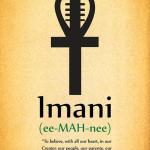 Happy Kwanzaa! Day 7: Imani - Faith