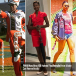 FAMU Marching 100 selects first female drum major