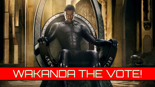 Wakanda the vote-2