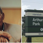 Ribbon cutting and dedication of Arthur Woodard Park set for 4 pm, Friday, August 10