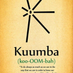 Happy Kwanzaa! Day 6: Kuumba - Creativity