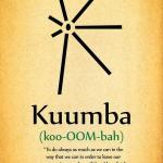 Happy Kwanzaa! Day 6: Kuumba - Creativity
