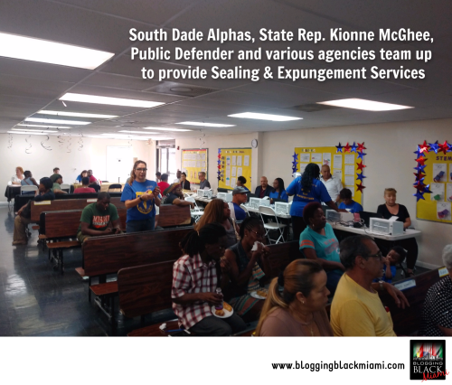 South Dade Alphas expungement