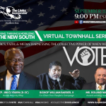 Surviving, Thriving and Mobilizing and the New South Virtual Town Hall Meeting on Thursday, September 24