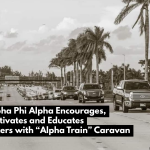 Alpha Phi Alpha Encourages, Motivates and Educates Voters with