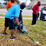 Florida City Residents Honor MLK Through Service