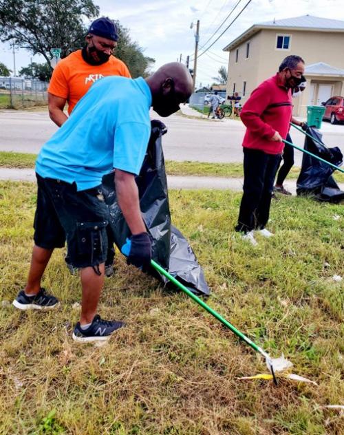 FL City MLK Community Service 2021